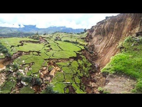5 Powerful Earthquakes Caught On Camera