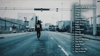 Nhạc kích thích trạng thái hưng phấn trong đơn vị học tập đầu tiên - Top 20 songs of Alan Walker