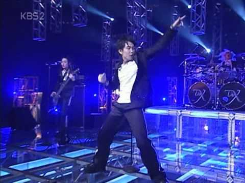 The TRAX - Paradox (Live on KBS2 Sept 17, 2004)
