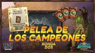 Hearthstone   NUEVO EVENTO: Pelea de los Campeones (Ronda Dos)