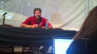 Mike Leach after USC