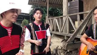 """Người Lạ Ơi """"Cực độc"""" Karik, Châu Đăng Khoa cưỡi voi băng hồ quay MV     Thuần Bánh Xèo Vlog"""