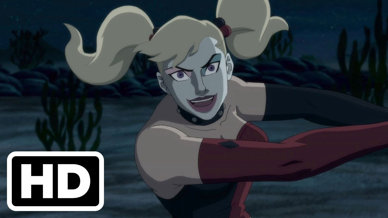 Trailer de Suicide Squad: Hell to Pay