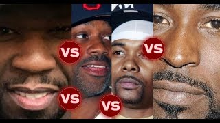 Young Buck DISS 50 Cent in Rant? Wants His MONEY! Dame Dash REACTS to Memphis Bleek LIAR RANT!