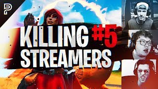 The FINAL Episode of Parallel KILLING FORTNITE STREAMERS...