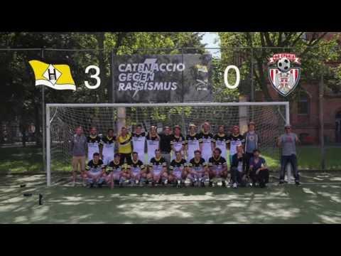 FSV Hansa 07 - FK Srbija Berlin (Bezirksliga, Staffel 1) - Spielszenen | SPREEKICK.TV