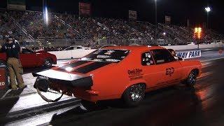 FRIDAY NIGHT DRAG RACING - Tulsa Raceway Park