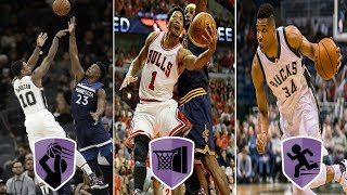 NBA PLAYERS WHO HAVE HoF BADGES IN REAL LIFE #2