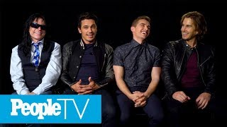 James Franco & Dave Franco On Why They're Finally Working Together | PeopleTV | Entertainment Weekly