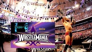 WWE WrestleMania 30 Full Show Review