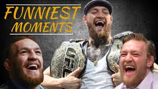 Conor McGregor FUNNIEST Moments   Trash Talk   Insults  