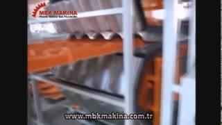 PVC+ASA PMMA KİREMİT ÜRETİM HATTI