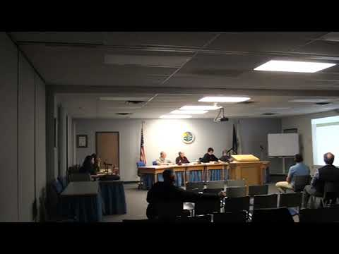 Town of Plattsburgh Planning Board Meeting part two  2-18-20