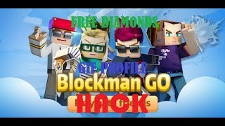 Blockman Go - How To Make Gif Profile!! [DIAMOND HACK INCLUDED]