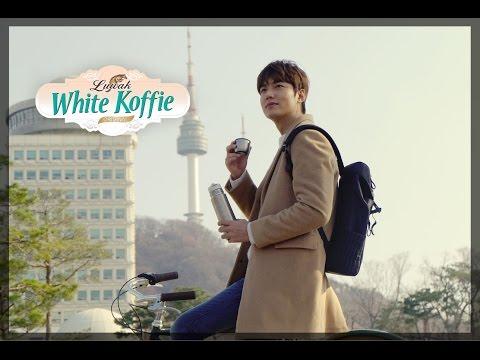 Behind The Scene Luwak White Koffie - LEE MIN HO