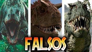 5 Dinosaurios Falsos