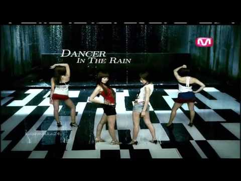 [HD] 天上智喜 The Grace - Dancer In The Rain [hangul + romanizations + eng sub]