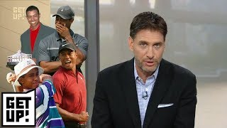 Mike Greenberg: 'Tiger Woods is the most exciting athlete in the world to watch' | Get Up! | ESPN