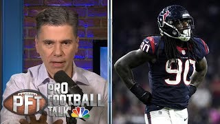Is Jadeveon Clowney willing to miss regular season games? | Pro Football Talk | NBC Sports