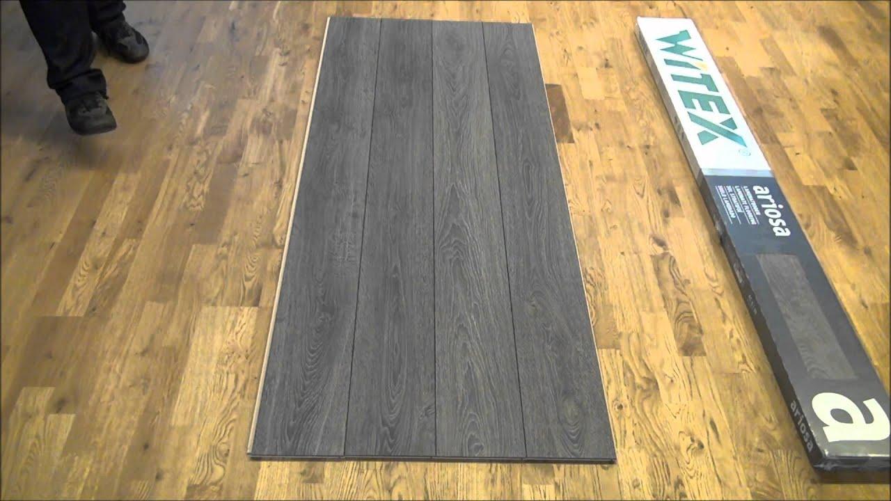 wineo ariosa eiche schiefer laminat. Black Bedroom Furniture Sets. Home Design Ideas
