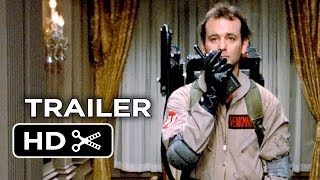Ghostbusters 30th Anniversary Re-Release Trailer (2014) - Bill Murray, Sigourney Weaver Comedy HD