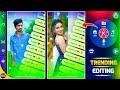 Trending name video editing in kinemaster in telugu
