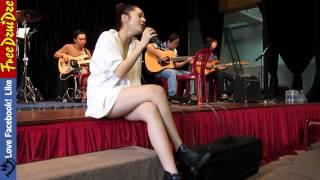 Shock Bảo Anh (TheVoice) hát LIVE đỉnh- Anh muốn em sống sao !?