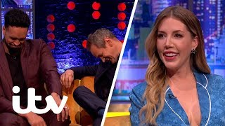 Katherine Ryan's Rekindled Love Story Leaves Everyone in Hysterics | The Jonathan Ross Show | ITV