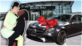 SURPRISING MY WIFE WITH HER DREAM CAR ❤️ (IVF PREGNANCY GIFT)