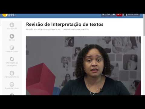 Imagem de Preparatório ENEM Vídeo 1