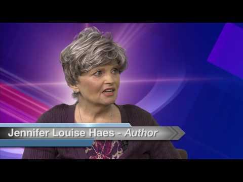 CUTV News Welcomes Author Jennifer Louise Haes