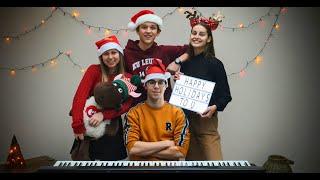 Christmas Mashup - ONE TAKE VIDEO