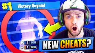How to CHEAT DEATH in Fortnite: Battle Royale!