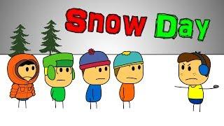 Brewstew - Snow Day