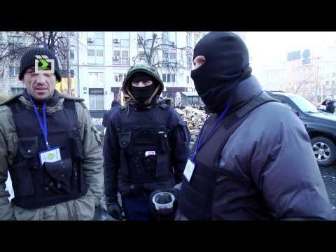 Самооборона Майдану в дії