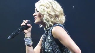 Carrie Underwood- I Will Always Love You (Storyteller Tour: Tulsa, Oklahoma)