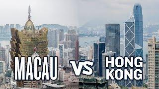 Macau Vs. Hong Kong: Top 5 Differences | China Uncensored