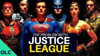 The Critical Problem With JUSTICE LEAGUE