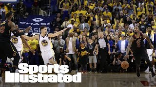 NBA Finals Game 1: J.R. Smith's Blunder Or Reversed Charge Call? | SI NOW | Sports Illustrated