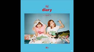 BOL4 (볼빨간사춘기) - Clip [MP3 Audio] [Red Diary Page.2]