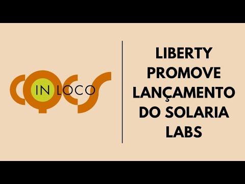Imagem post: Liberty promove lançamento do Solaria Labs
