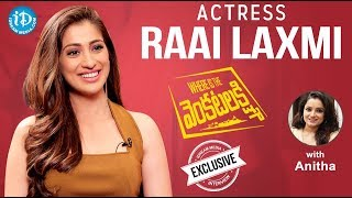 Raai Laxmi Interview- Where Is The Venkatalakshmi movie..