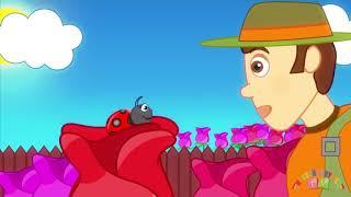 INCY WINCY SPIDER'S FRIENDS   Nursery Rhymes TV   Preschool Learning Songs