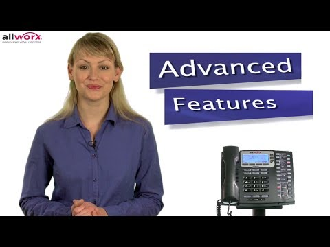 BizVoip.com Presents Allworx Training Series: Advanced Features