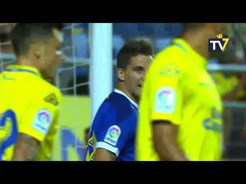 Las Palmas vs Malaga