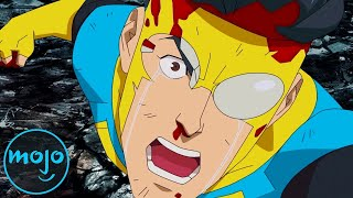 Top 10 Epic Fight Scenes from Invincible
