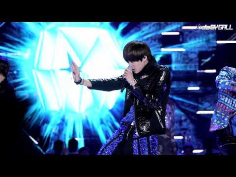 120510 여수 열린음악회 - 엑소케이 (EXO-K) MAMA [DC SY GALL]