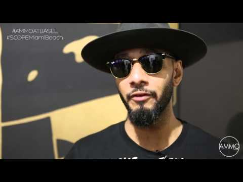 AMMOtv: What's Your AMMO? | Swizz Beatz | Art Basel Miami 2014