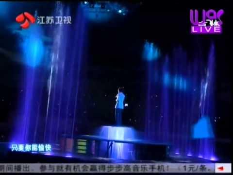 曹格 - 背叛 (江苏卫视2011跨年演唱会)