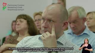Miniatura: Rozmowy o systemie wsparcia w Zamościu